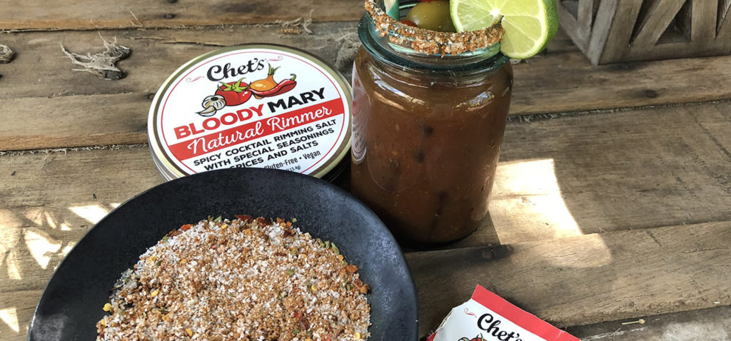 Chet's Anytime Bloody Mary Seasoning Mix - The Best Tasting